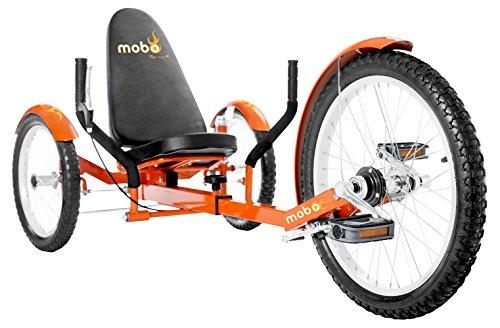 mobo CruiserTri-501O Triton Pro - Cruiser de 3 ruedas (20 pulgadas)
