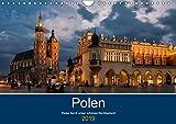 Polen - Reise durch unser schönes Nachbarland (Wandkalender 2019 DIN A4 quer): Fotografien von den schönsten Landschaften und Orten Polens (Monatskalender, 14 Seiten ) (CALVENDO Orte)