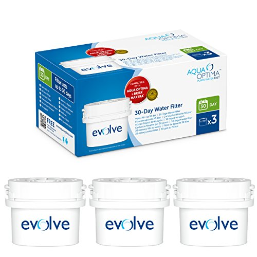 A photograph of Aqua Optima Evolve 30-Day