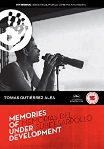 Memories of Underdevelopment - (Mr Bongo Films) (1968) [DVD]