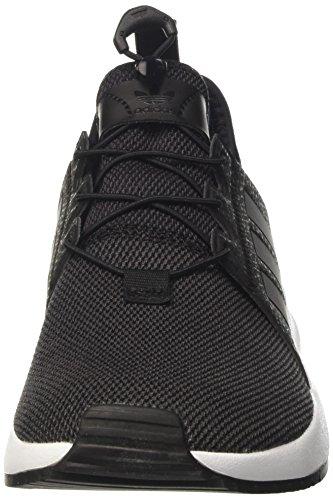 adidas X_plr, Sneaker Bas Cou Mixte Enfant Noir (Core Black/core Black/ftwr White)