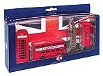 London Spritzgussmodell Spitzer-Set. Sehr beliebtes Produkt, sehr schön verarbeitet und lackiert. Preisgünstig. In Geschenkverpackung.