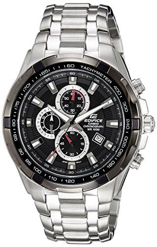 51c92TKFvuL - Casio Edifice EF 539D 1AVDF ED369 Tachymeter watch