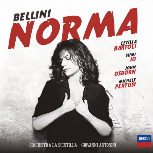 "Bellini: Norma - Critical Edition by Maurizio Biondi and Riccardo Minasi / Act 1 Scene 1 - ""Svanir le voci!"""