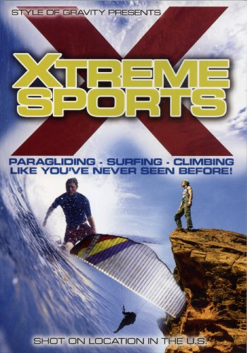 Xtreme Sports: Paragliding Surfing & Climbing [Import USA Zone 1]