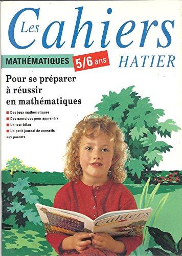 Se préparer à réussir en mathématiques avec Tina le panda : Mathématiques 5-6 ans