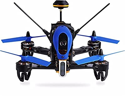 Walkera F210 3D Racer Drone without Transmitter Racing Quadcopter with OSD / 700TVL Camera BNF by Walkera