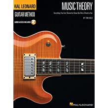 Hal Leonard Guitar Method Music Theory Gtr Book/Cd