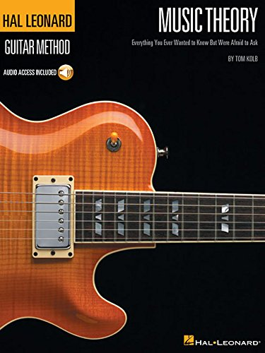 Hal Leonard Guitar Method Music Theory (Book/Online Audio)