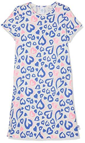 Sanetta Mädchen Nachthemd Sleepshirt Beige (Antique White 1440) 104