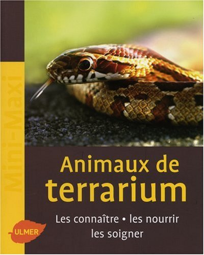 Animaux de terrarium par Astrid Falk