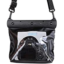 20M Bajo el Agua Impermeable Caja Funda Sumergible para DSLR SLR Canon 5D III 5D2 7D 60D 600D Nikon D700 D5100