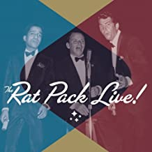 Live! by The Rat Pack (2014-08-03)