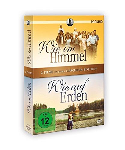 Wie im Himmel/Wie auf Erden (limitierte Geschenk Edition) [2 DVDs]