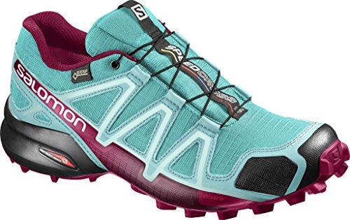 salomon-damen-speedcross-4-gtx-w-traillaufschuhe-turkis-ceramic-aruba-blue-sangria-40-eu