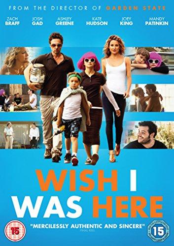 Wish I Was Here [DVD] [UK Import]