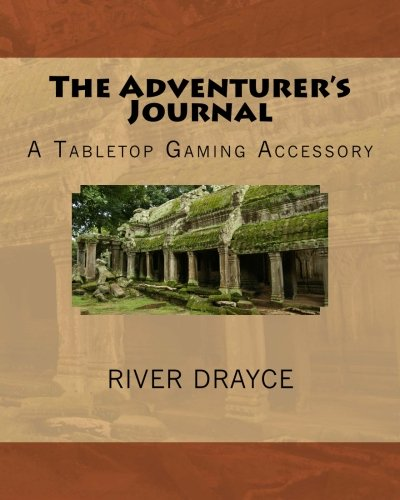The Adventurer's Journal: A Tabletop Gaming - Tabletop Gaming