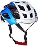 Livall BH60 Bling Helmet with Bling Jet Controller, Blue by LIVALL