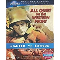 All Quiet on the Western Front [ 1930 / 1958 ] Uncensored - Limited Edition + book