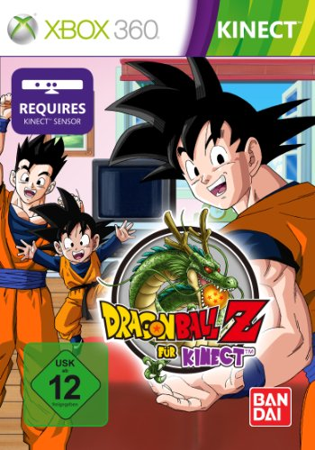 Dragon Ball Z für Kinect - Kinect Xbox Nur 360