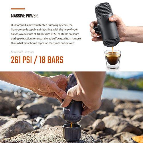 WACACO Nanopresso Espresso Maker