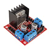 Arduino Dual Bridge DC Schrittmotortreiber Controller Modul Board Motorsteuerung PCB...