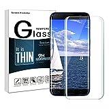 Galaxy S7 Edge Panzerglas Schutzfolie,Soyion 9H Härte Anti-Kratzer S7 Edge Panzerglas Glas Displayschutzfolie Schutzglas Displayschutz Schutzfolie für Samsung Galaxy S7 Edge
