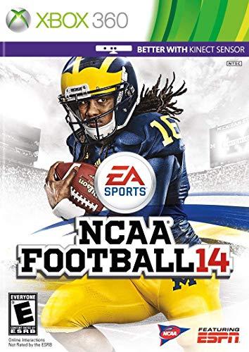 NCAA Fußball 14 - Xbox 360 (erneuert)
