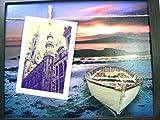 Cuadro Decorativo con fotos colgando Color, novedad,.. sullo fondo Che Varia de Oggetto ad Oggetto.. colgador con le Pinzas Le Tue fotos Piu Belle...