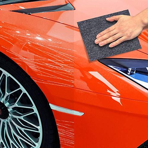 Bamoer Car Scratch Repair, für Scratch Repair, Lackpflege, Polieren und Paint Scratch Repair zur Reparatur von Kratzern am Auto