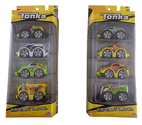 pack-of-4-8cm-tonka-trucks-diecast-vehicle-set-8-to-collect-toy-cars
