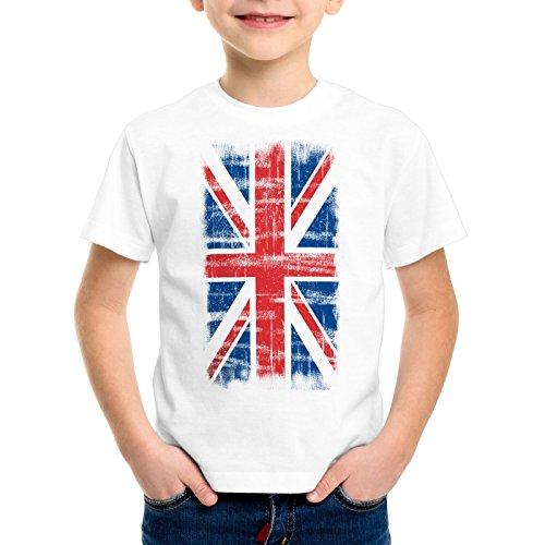 cottoncloud-union-jack-england-vintage-flagge-kinder-t-shirt-farbeweigre128
