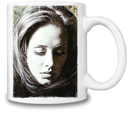 Adele Portrait Mug Cup