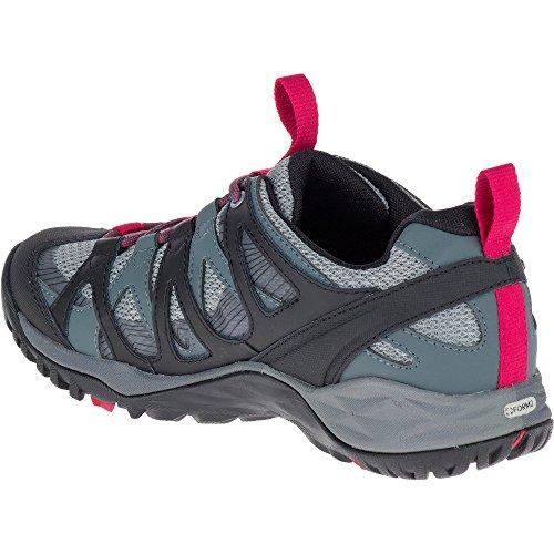 Merrell Siren Hex Gtx, Chaussures de Randonnée Basses femme Gris (Turbulence)