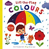 Start Little Learn Big Lift the Flap Colours