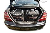 CAR BAGS AUTO-TASCHEN MASSTASCHEN ROLLENTASCHEN MERCEDES CLK W209, 2002-2009 - KJUST