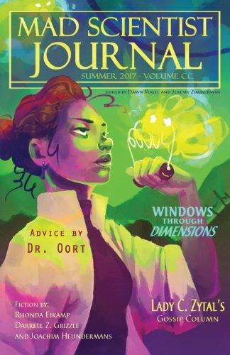 Mad Scientist Journal: Summer 2017: Volume 22