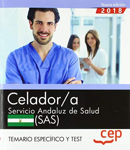 Celador. Servicio Andaluz de Salud (SAS). Temario y test específico: 2 por Editorial CEP