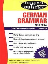 Schaum's Outline of German Grammar (Schaum's Outline Series)