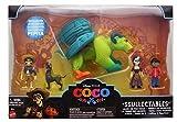 CoCo Disney Pixar Skullectables Land of The Dead Mattel 5 Pack