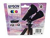 Druckerpatronen für Epson Expression Home XP5100, XP5105, WorkForce WF2860DWF, WF2865DWF (Multipack)