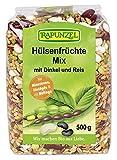 Rapunzel Bio Hülsenfrüchte Mix mit Dinkel und Reis, 500 g