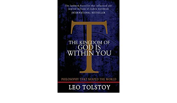 Buy The Kingdom of God Is Within You Book Online at Low