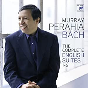 Bach: The Complete English Suites 1-6