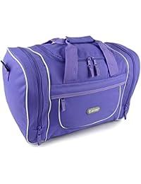 """Señoras 18 """"bolsa de deporte gimnasio bolsa de viaje por Hi-Tec equipaje de mano 2 colores Holiday"""