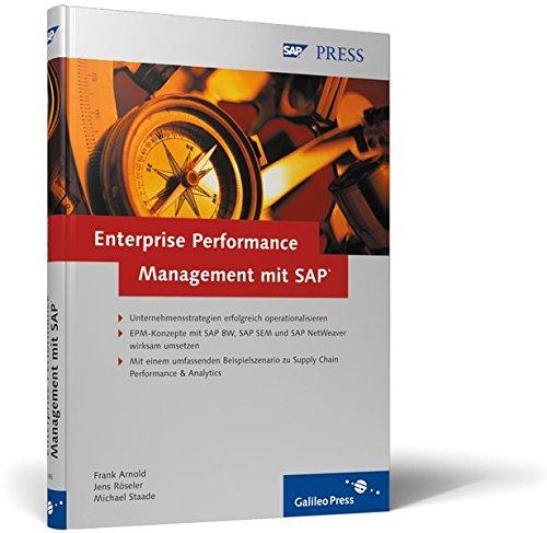 Enterprise Performance Management mit SAP. par Michael Staade