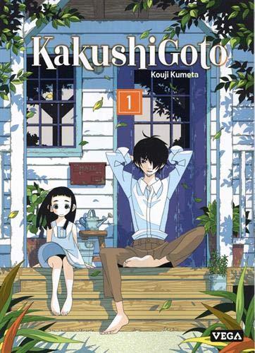 Kakushigoto Edition simple Tome 1