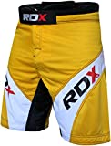 RDX MMA UFC Boxen Kampfsport Shorts Trainingshorts Kurze Sporthose Muay Thai Fightshorts