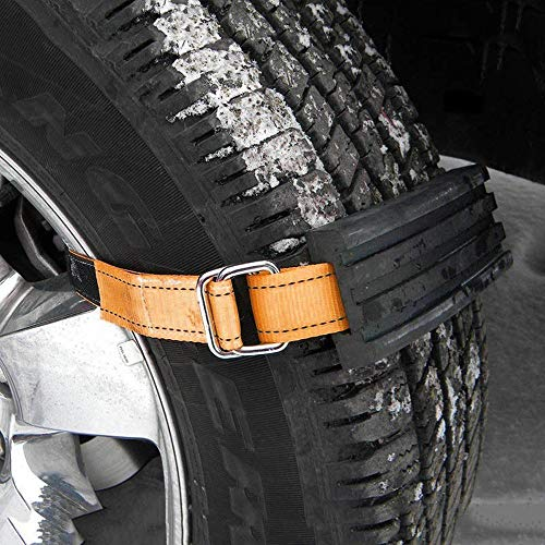 Ostern 's beste Dekoration !!! Beisoug 1 stück Auto Reifen Anti-Skid Block Fahrzeug Notfall Schneekette Universal Anti-Skid