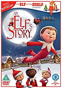 An Elf's Story: The Elf On The Shelf (Christmas Decoration) [DVD] [2012]